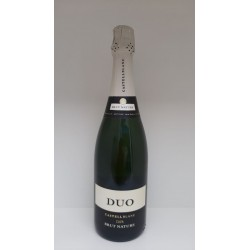 Cava Castellblanch Duo Brut Nature
